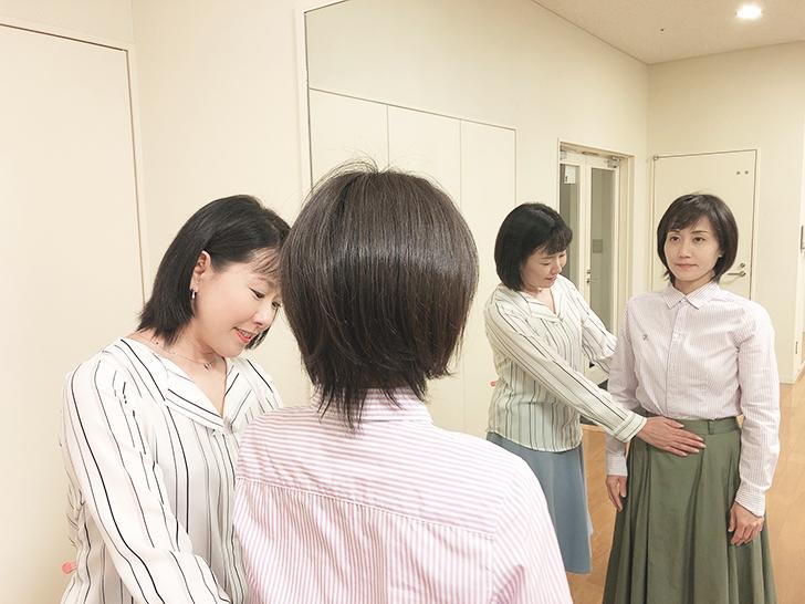 言葉をつむぐ松本尚子の「心が伝わる話し方教室」マンツーマンコース