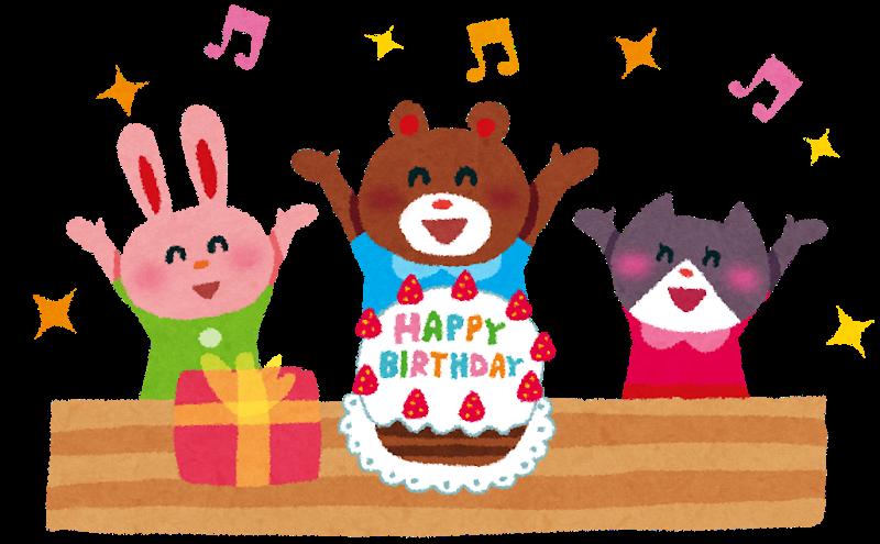 言葉をつむぐ松本尚子の「心が伝わる話し方教室」 誕生日