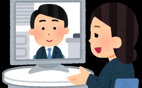 言葉をつむぐ松本尚子の「心が伝わる話し方教室」オンライン 画面 動画